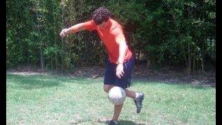 Free Kicks and Soccer Tricks Video