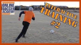 #2 Interactive Soccer Training Video
