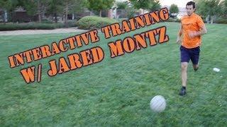 #1 Interactive Soccer Training Video