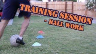 #29 Soccer Training Session