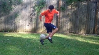 #27 Soccer Training Session