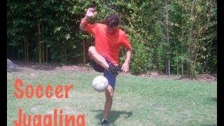 #25 Soccer Training Session