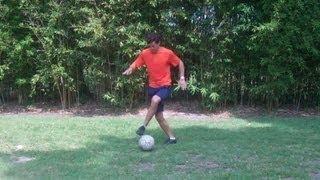 #24 Soccer Training Session
