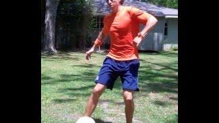 #23 Soccer Training Session