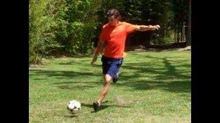 #22 Soccer Training Session
