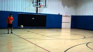 #17 Soccer Training Session