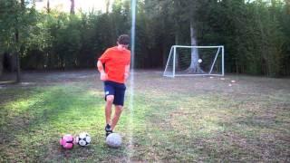 #16 Soccer Training Session
