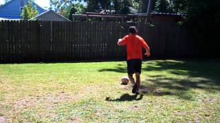#14 Soccer Training Session