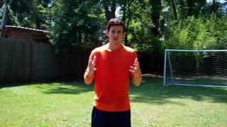 #12 Soccer Training Session