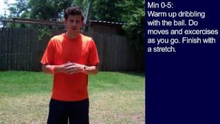 #4 Soccer Training Session