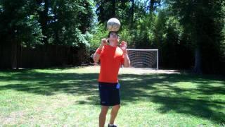 #3 Soccer Training Session