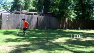 #2 Soccer Training Session