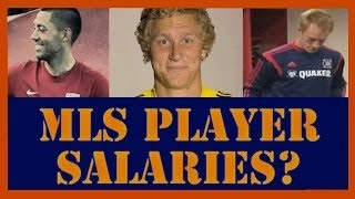 How Much Money do MLS Players Make?
