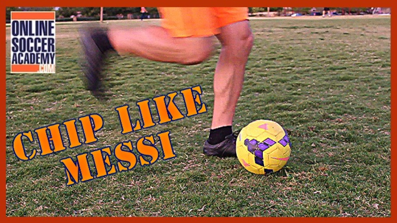 How to Chip like Messi