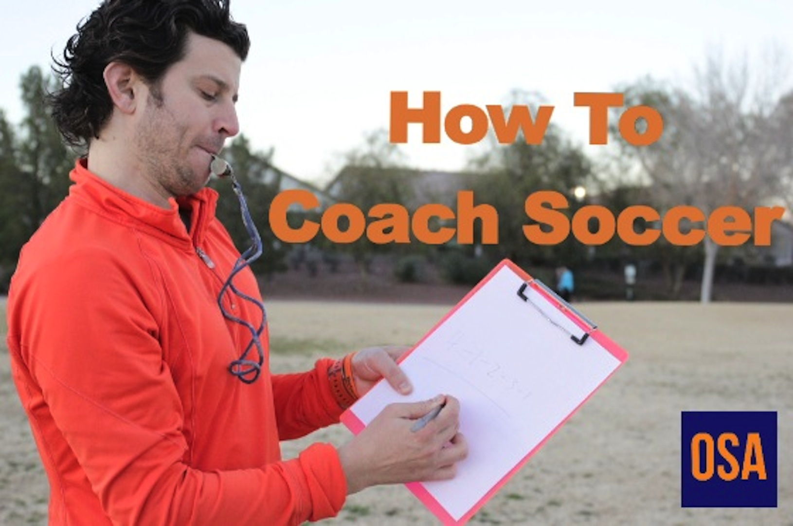 How To Coach Soccer