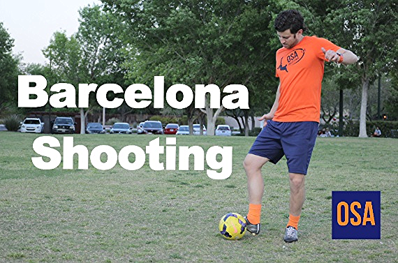 How To Shoot Like a Barcelona Youth Player