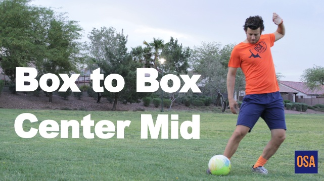How To Be a Box to Box Center Mid
