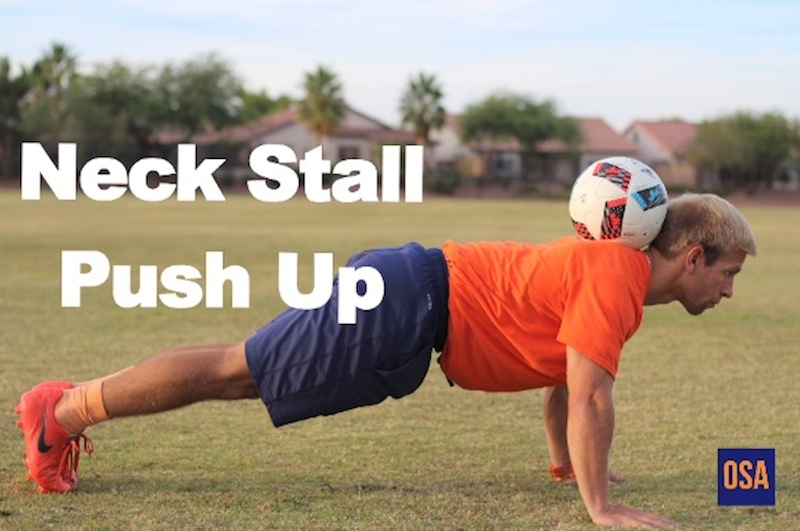 How To Do a Neck Stall Push Up