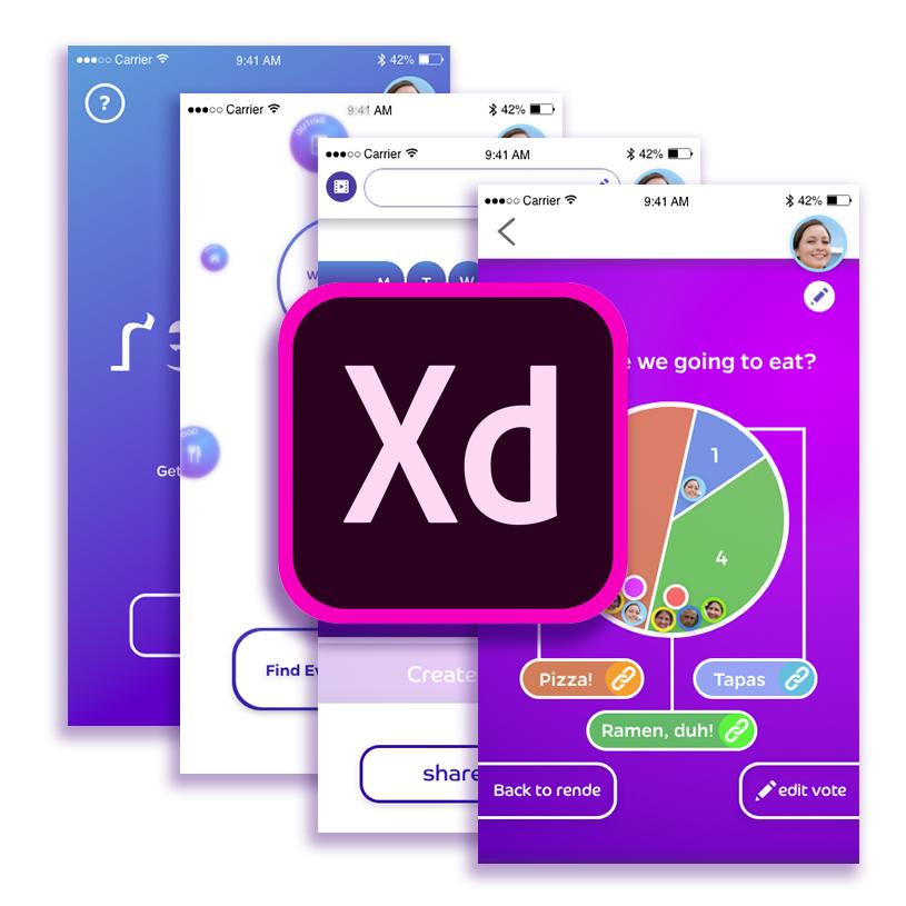 Adobe XD Prototype -