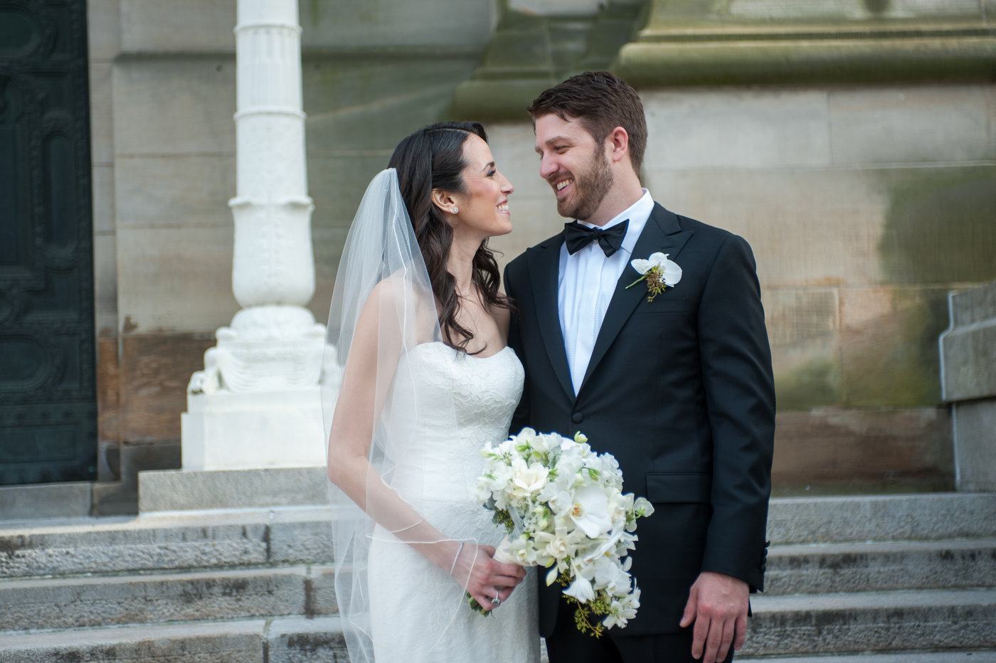 Carli and Scott - Photos by Lynne Goldstein / Planned by Natalie Berger