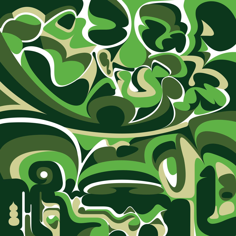 A.W.O.L., 2006 computer generated vector art