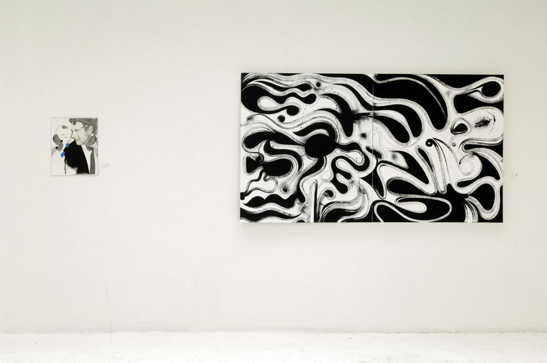 Installation view,  Ugly Winner s  Galerie Du Jour  Paris, France, 2006
