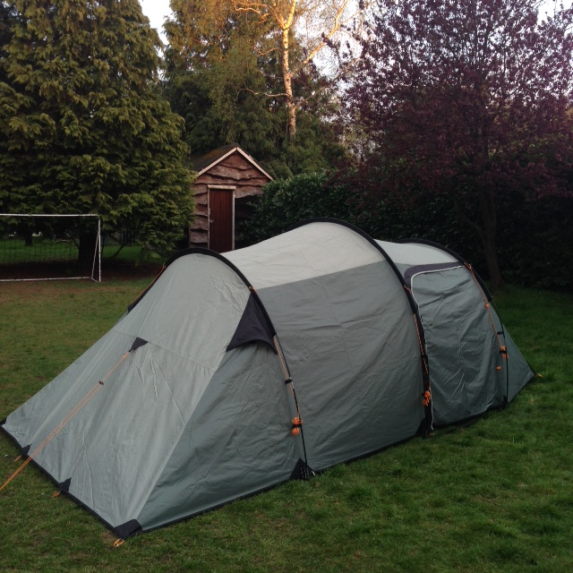 Even the hardiest of campers need a decent tent...
