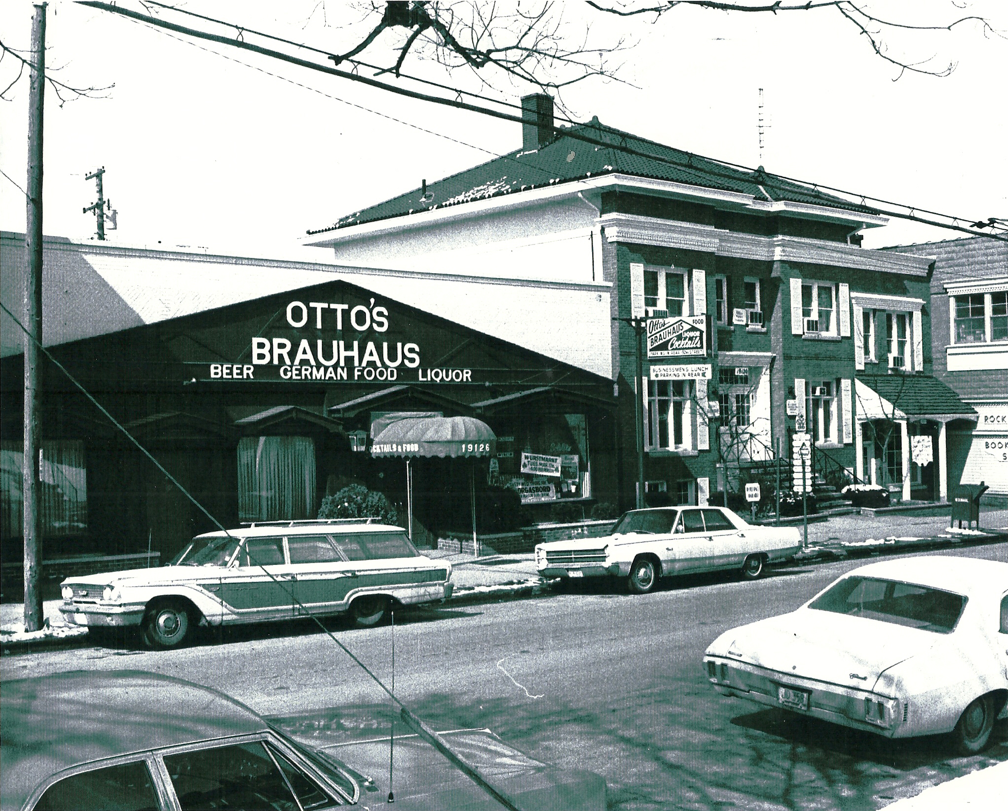 Otto's Brauhaus, Old Detroit Road