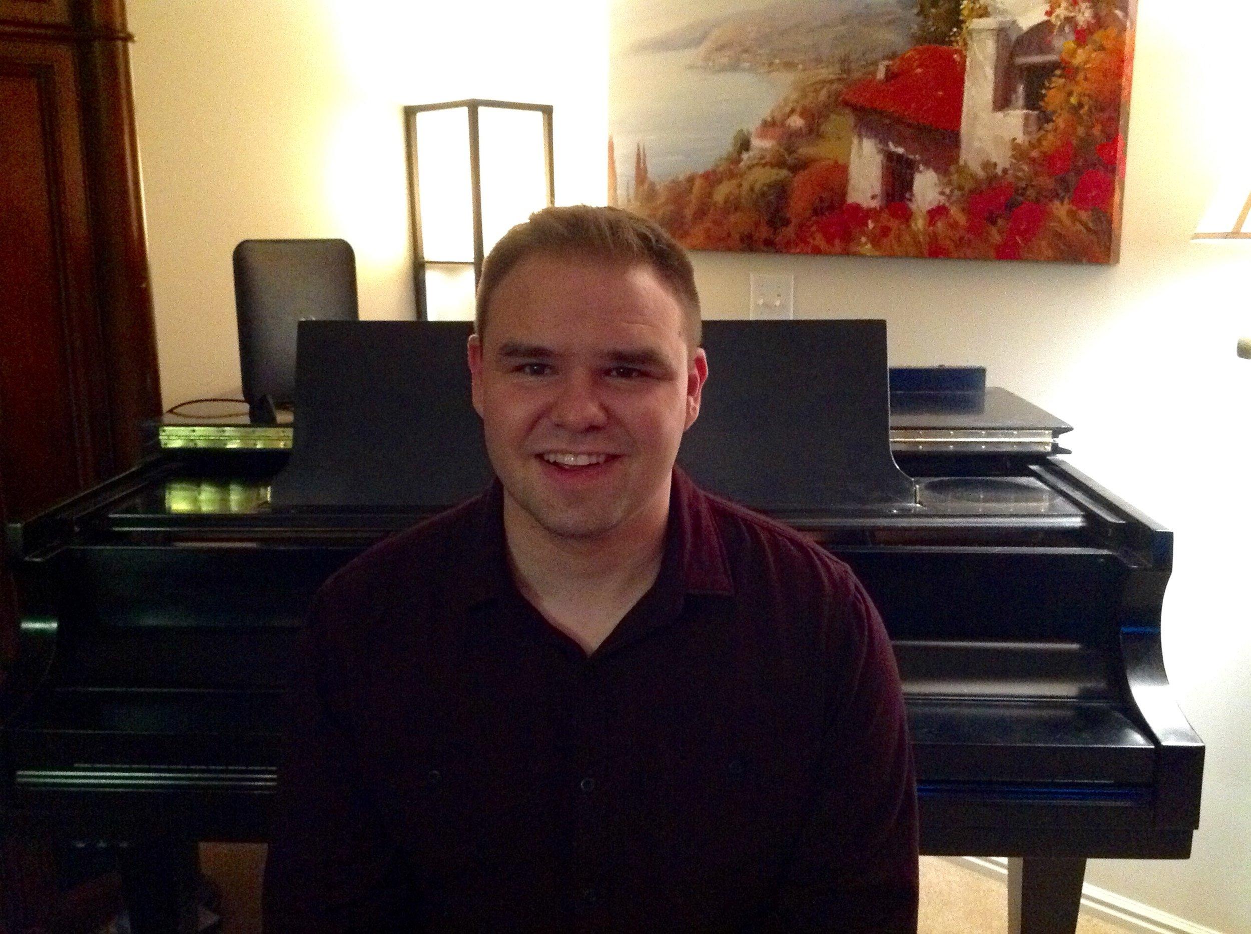 Stephen Tenreiro - Amazing violin instructor & person!