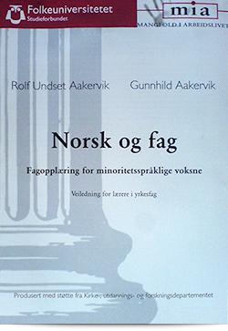 Norsk og fag