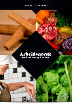 Arbeidsnorsk for kjøkken og kantine