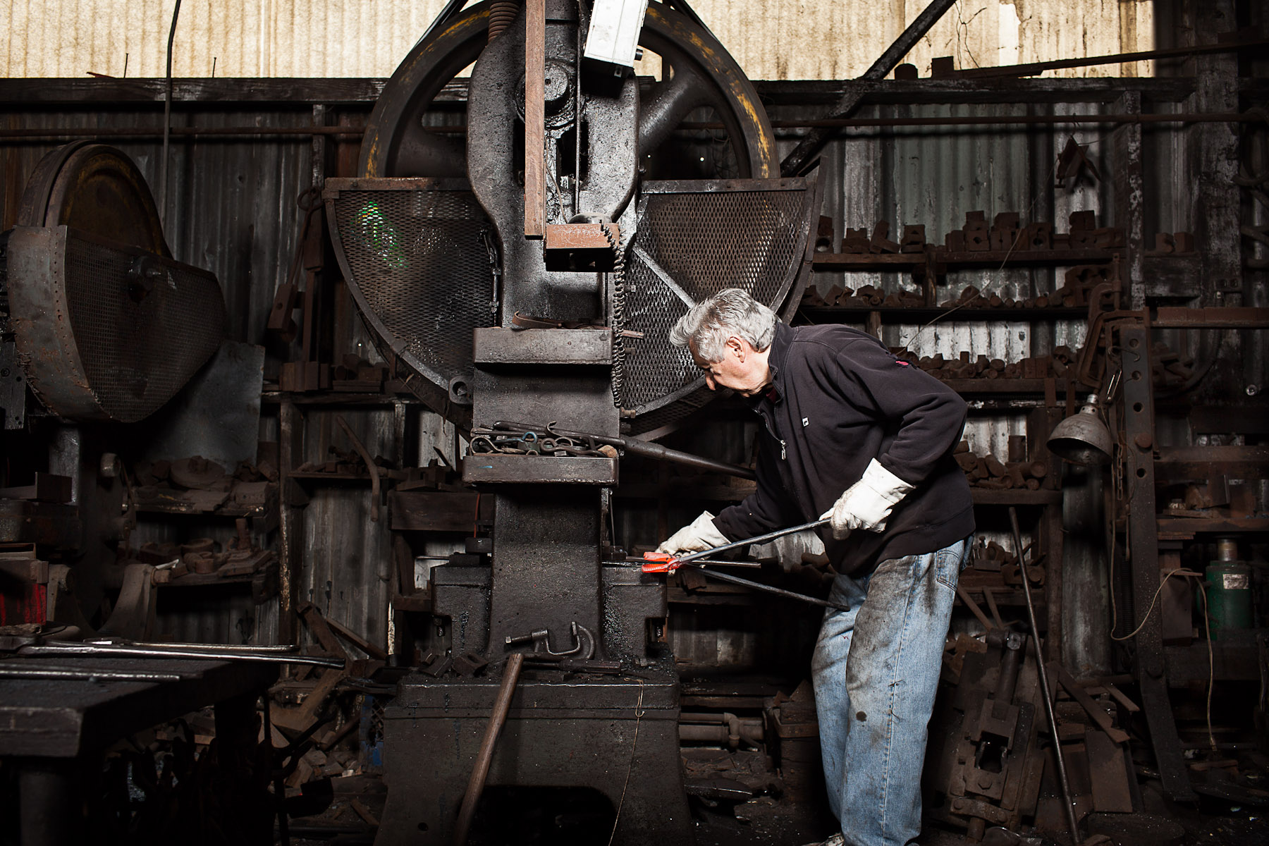 Klockars Blacksmith