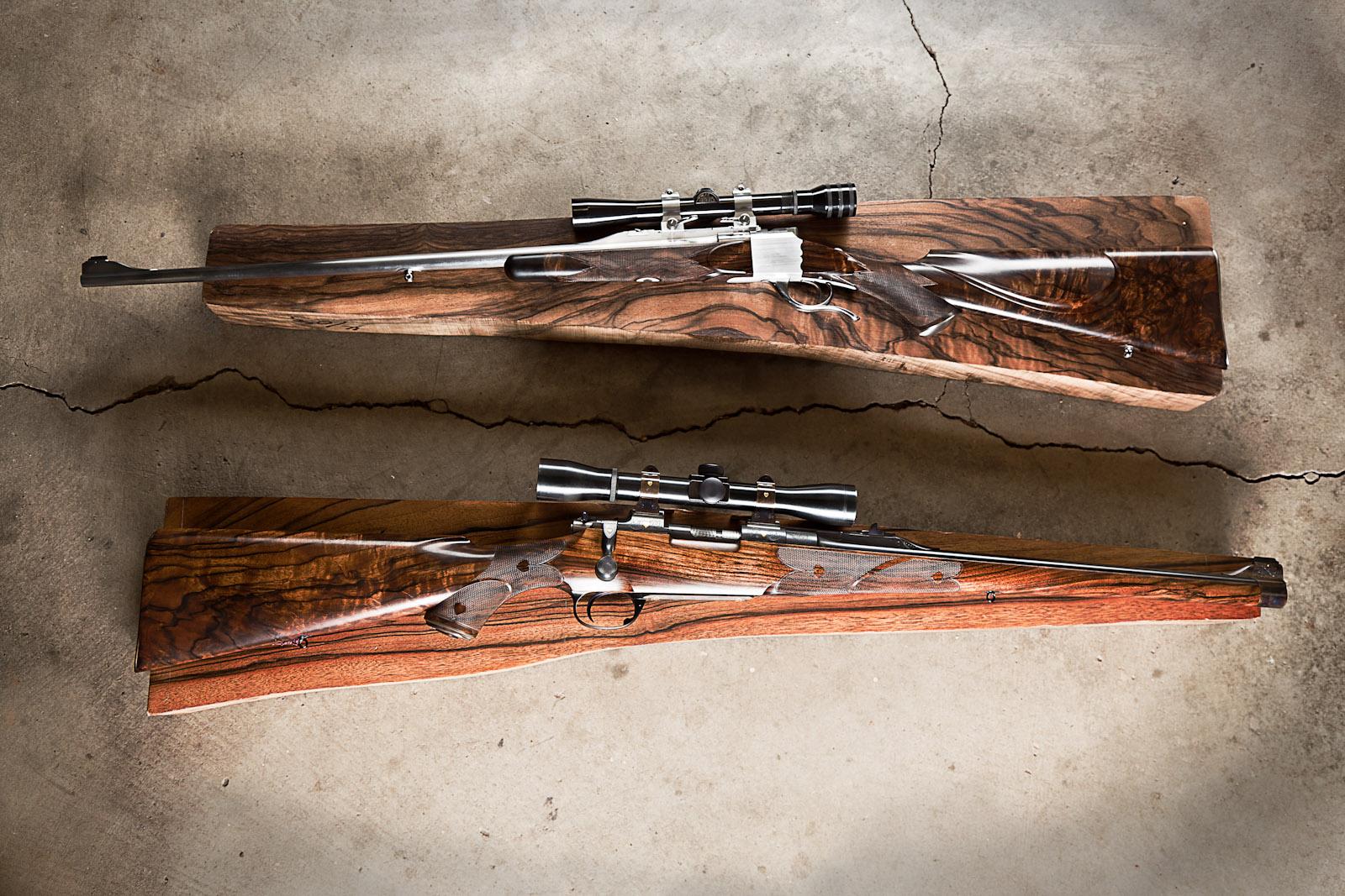 Heilmann Rifles