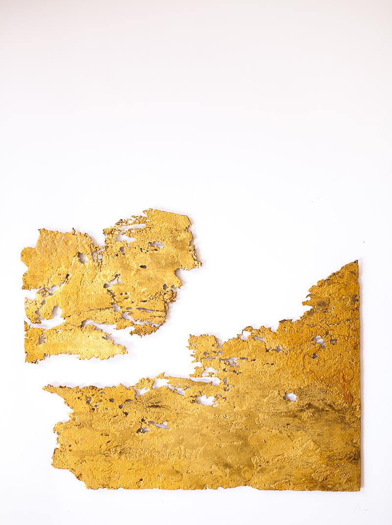 Zinc with acid,  80 x 60 cm,  850 euros