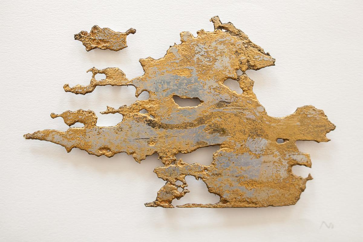 Zinc with acid, 250 euros