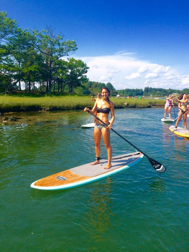 Paddle Board Tours NH