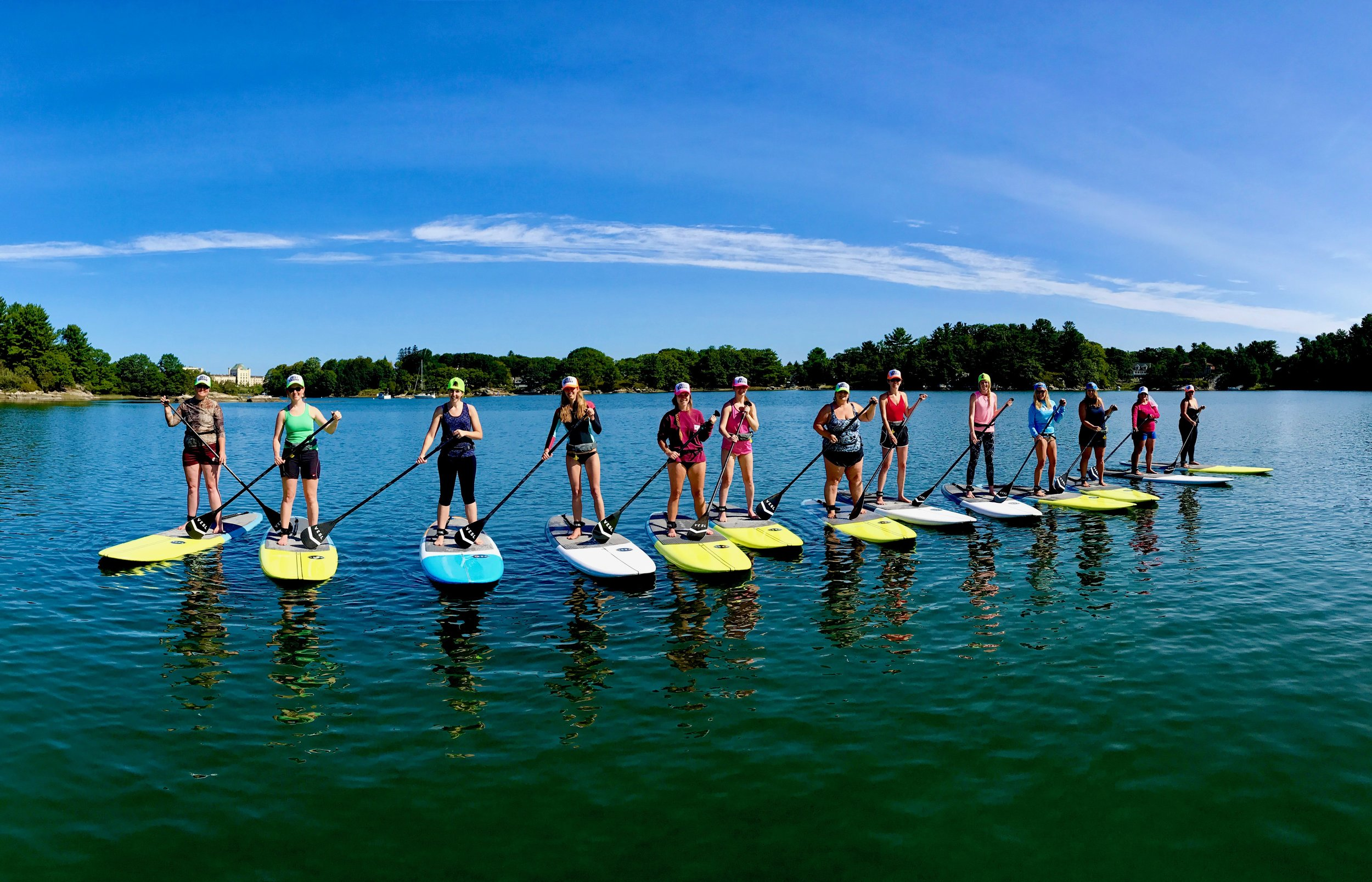portsmouth nh paddle board rentals