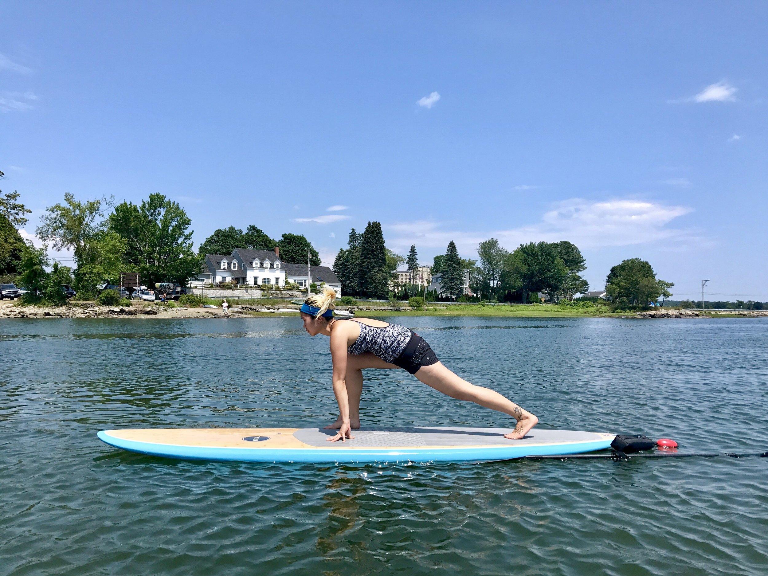 Private SUP Yoga