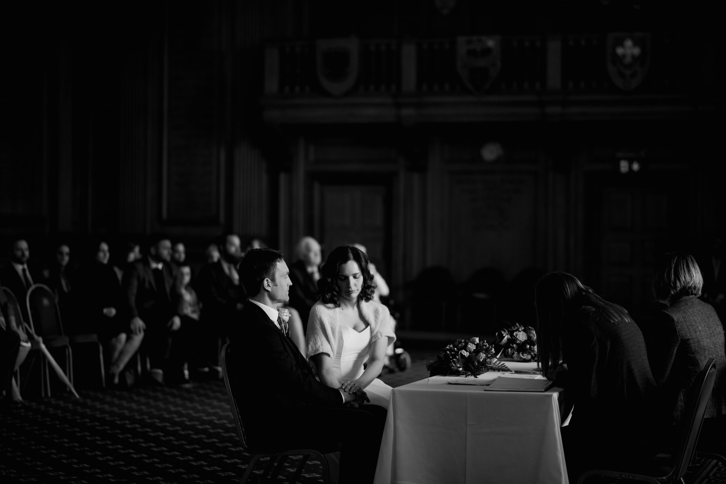 110 Leeds Civic Hall Wedding Yorkshire Wedding Photography Bride Groom.jpg