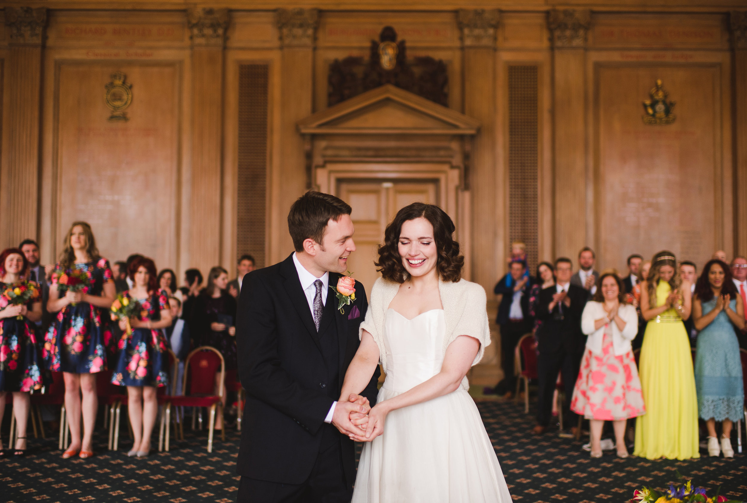 117 Leeds Civic Hall Wedding Yorkshire Wedding Photography Bride Groom.jpg