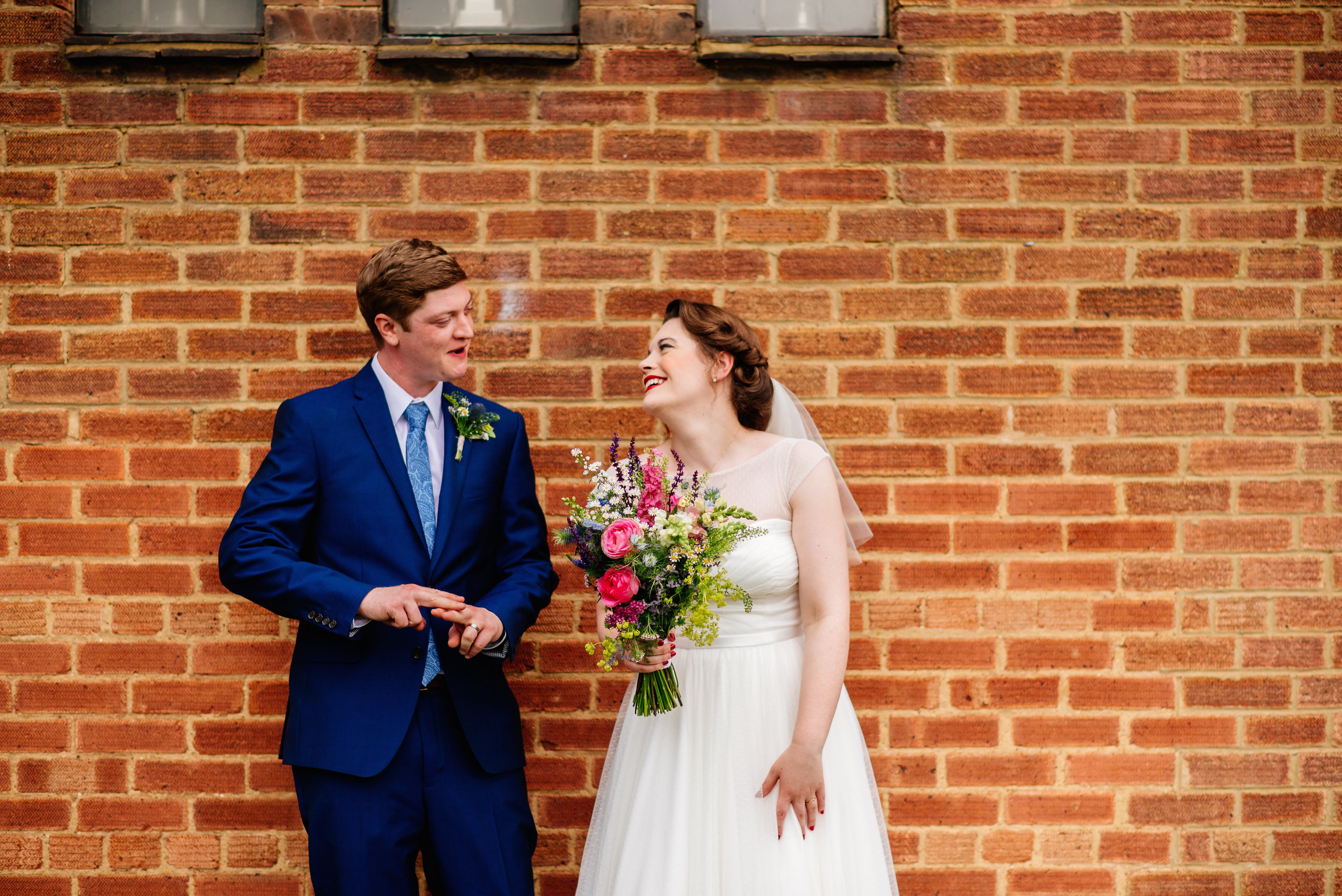 129 Emily + Daniel | Berkhamsted Towhall Wedding London Wedding Photographer Bride Groom Watford.jpg