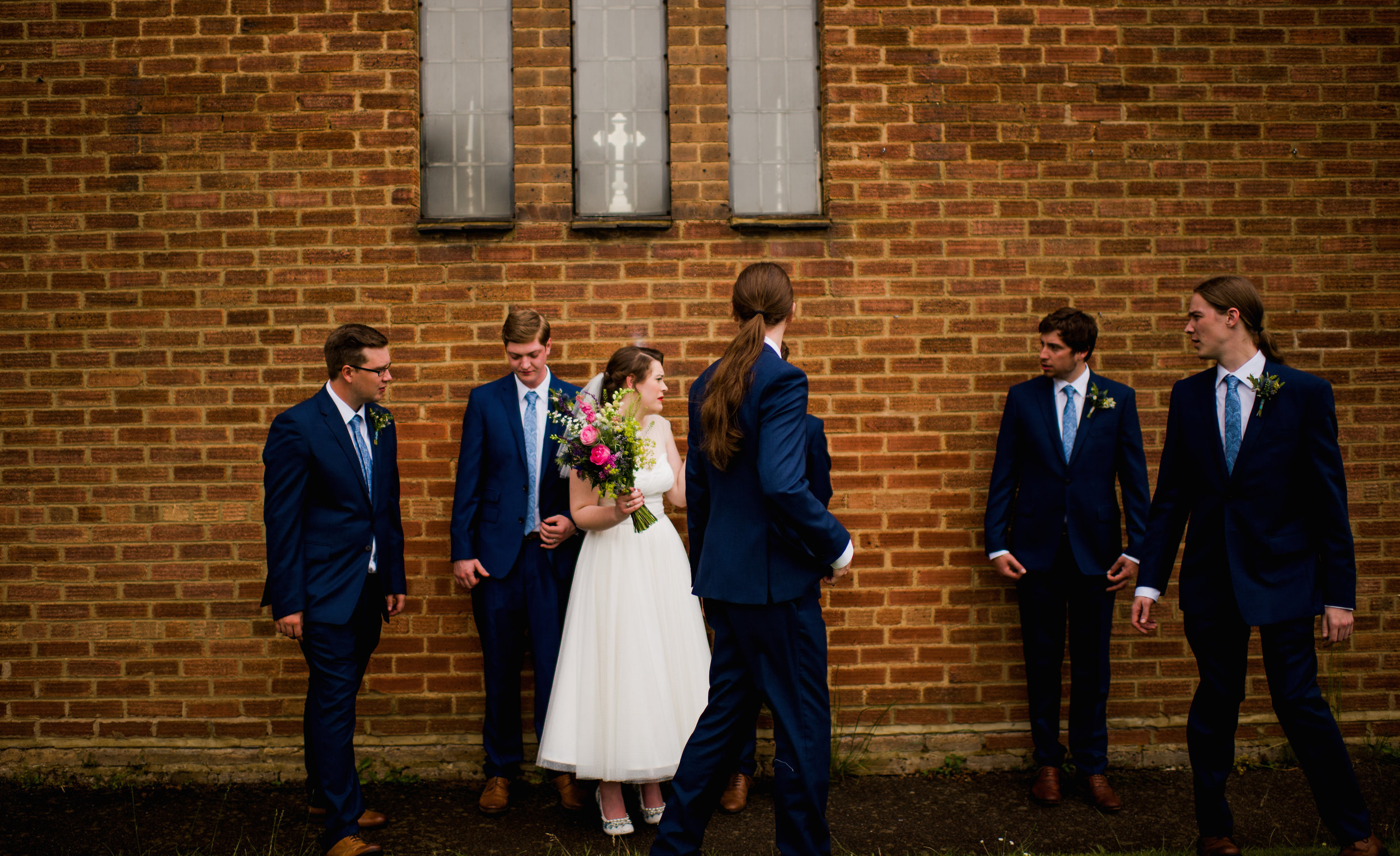 130 Emily + Daniel | Berkhamsted Towhall Wedding London Wedding Photographer Bride Groom Watford.jpg