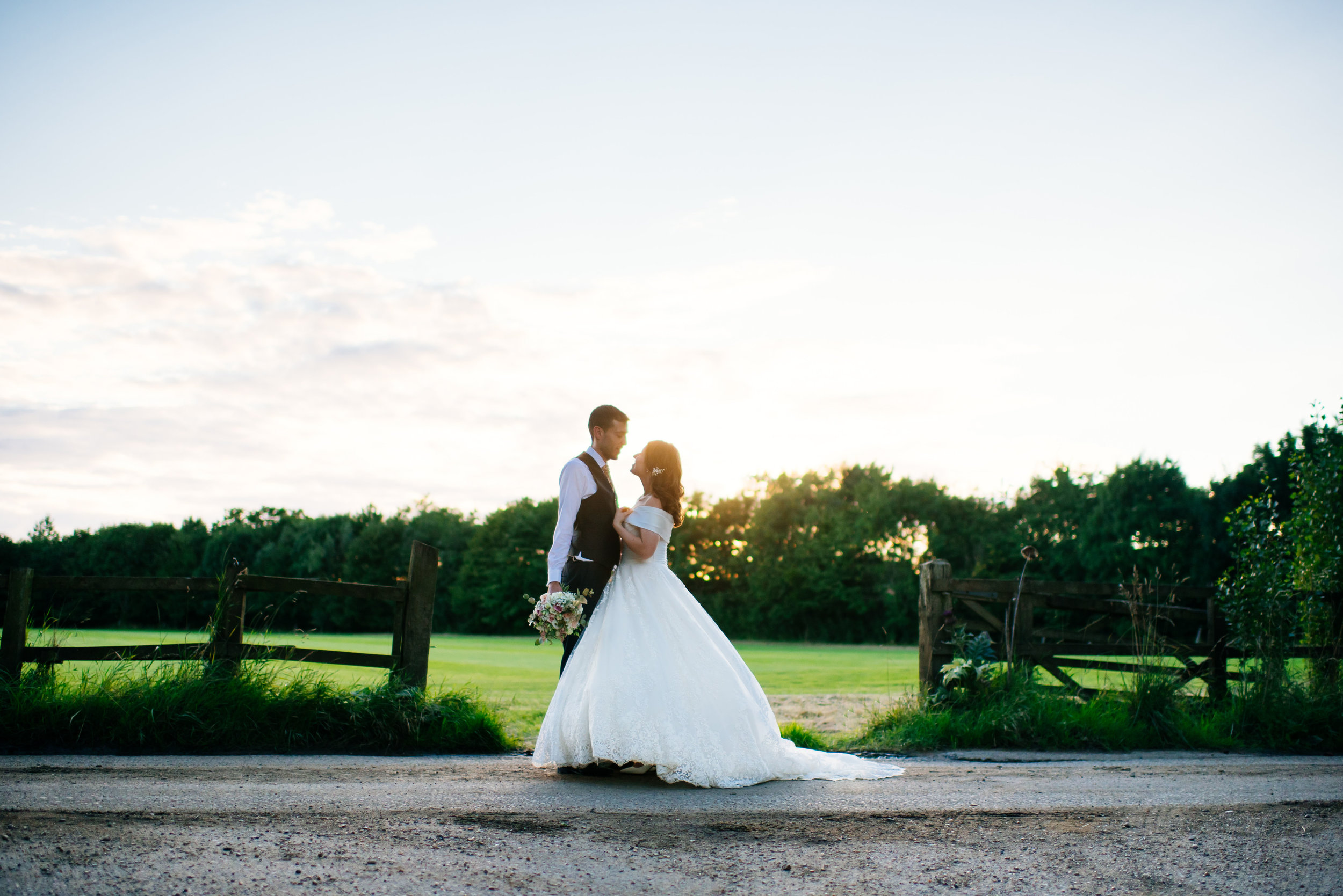 10 Lillibrooke Manor Berkshire Bride Groom Portrait Landscape Wedding Photography.jpg