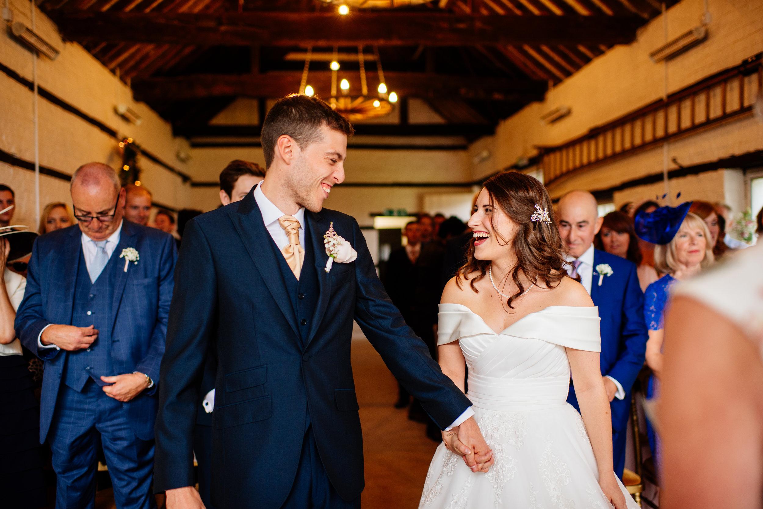 20 Lillibrooke Manor Berkshire Bride Groom ceremony Wedding Photography.jpg
