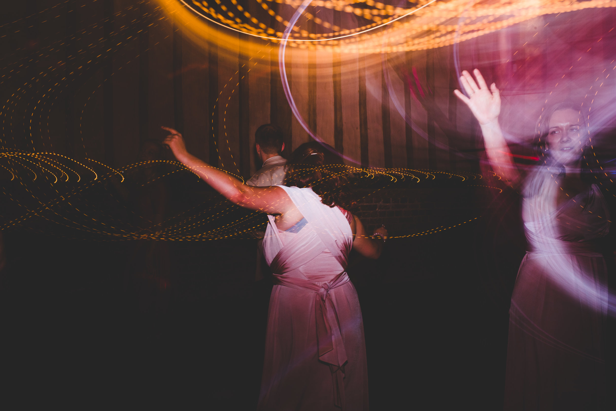 40 Lillibrooke Manor Berkshire Women DancingWedding Photography.jpg