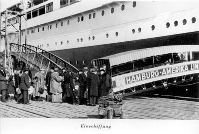 boarding the boat for US EX Hamburg.jpg