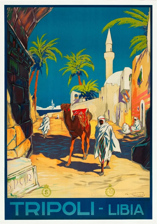 Tripoli travel poster.jpg