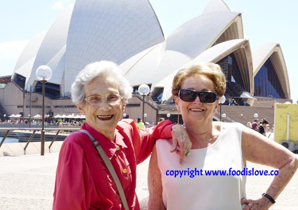 Thea Riesel and Mimi Deitz