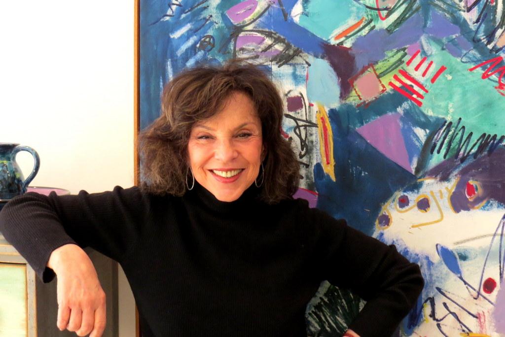 American artist Mindy Weisel