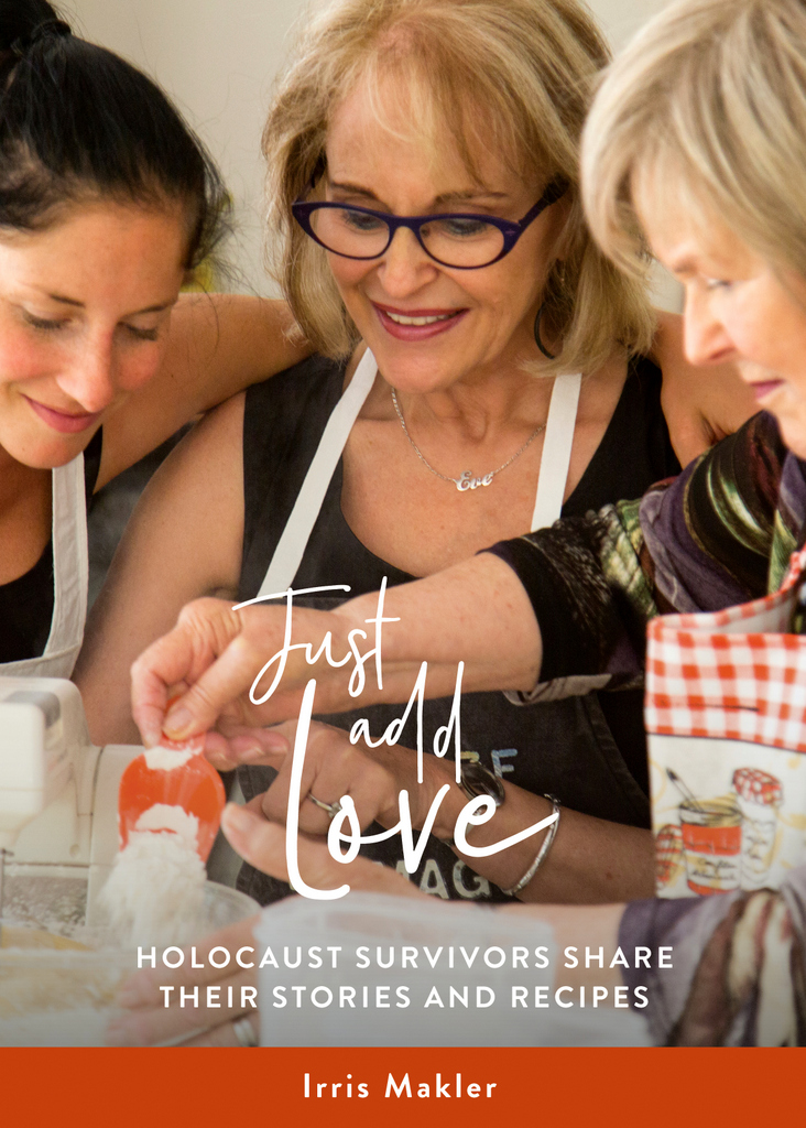 Just Add Love - To purchase your copy of Just Add Love  click on the button below.